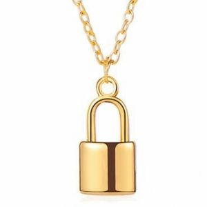 Padlock 🔓 Necklace 🔑
